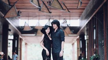 [Fimela] Kevin Aprilio dan Vicy Melanie