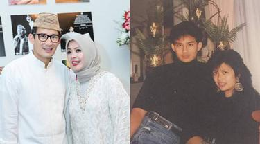 7 Potret Lawas Sandiaga Uno dengan Istri yang Kini Rayakan 25 Tahun Pernikahan