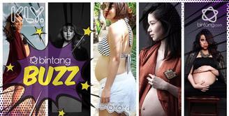 5 Selebriti dengan aura kecantikan saat hamil bikin hati adem