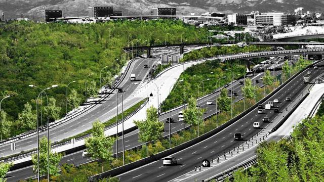 Cara Madrid Tekan Emisi Kendaraan, Mobil Bakal Diusir