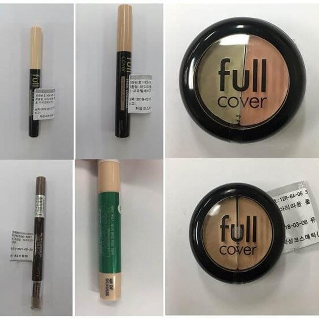 Beberapa produk kosmetik Korea yang menyebabkan kanker/copyright Koreaboo.com