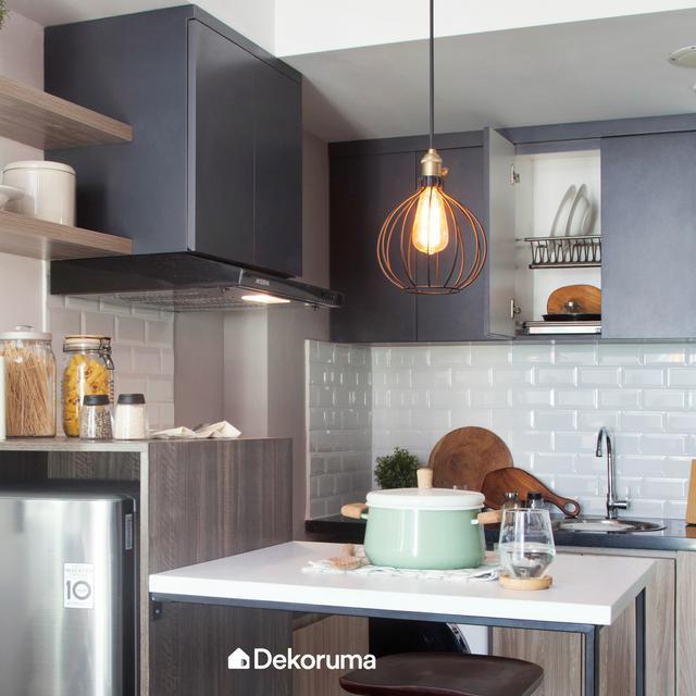 5 Inspirasi Desain Ruang Makan Yang Menyatu Dengan Dapur