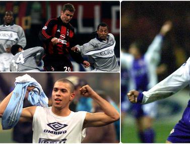 7 Striker Bintang Serie A di Era 90-an