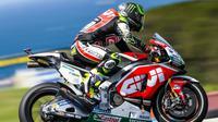 Pebalap LCR Honda, Cal Crutchlow. (MotoGP)