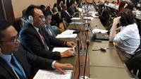 Dirjen Pembinaan Pengawasan Ketenagakerjaan dan Kesehatan dan Keselamatan Kerja (K3) Sugeng Priyanto di Konferensi Perburuhan Internasional atau International Labour Conference (ILC).