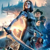 Poster Alita: Battle Angel (20th Century Fox)