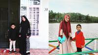Potret Terbaru Mantan Istri Ustaz Abdul Somad. (Sumber: Instagram.com/mizyanhadziq)