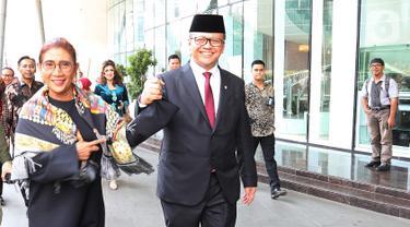 Lepas Sambut Menteri Kelautan