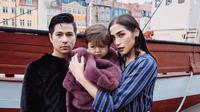 Jessica Iskandar mempunyai kakak yang bernama Erick Bana Iskandar. Pria berwajah tampan ini namanya melejit setelah sempat menjalin hubungan dengan Kartika Putri. (Foto: instagram.com/inijedar)