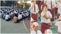 Momen Kocak Masuk Sekolah Setelah Liburan Ini Bikin Cengar-cengir (sumber:Instagram/awreceh.id)