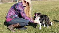 Buat Kacamata Khusus Anjing, Wanita Ini Sukses Jadi Pengusaha