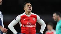 Alexis Sanchez (AFP/Ian Kington)