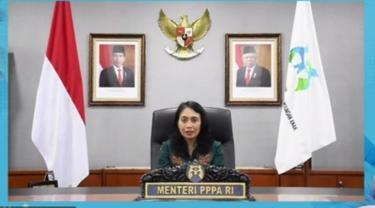 Menteri PPPA Bintang Puspayoga