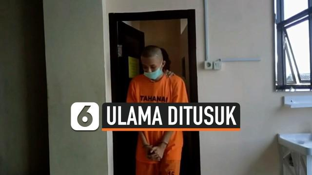 Penyidik Polresta Bandar Lampung telah mengirimkan Surat Pemberitahuan Dimulainya Penyidikan (SPDP) dalam kasus penusukan terhadap ulama Syekh Ai Jaber. Polisi berkesimpulan tersangka waras dan unsur perencanaan dalam penusukan ini.