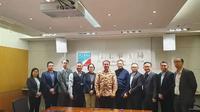 BNP2TKI bertemu dengan Home Staf, tokoh masyarakat dan BUMN di Hong Kong.