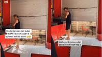 Viral Terdampar di Bali Selama 8 Bulan, Bule Ini Bertahan Hidup dengan Jualan Teh (Sumber: TikTok/joellegabriella_)