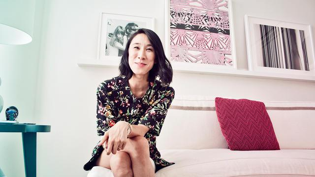 eva chen, fashion editor, anna wintour