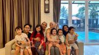 Keluarga Pasha dan Adelia  (Sumber: Instagram/pashaungu_vm)