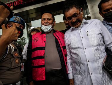 Pelimpahan Tersangka Kasus Red Notice Djoko Tjandra ke Kejari Jaksel