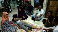Siti Raisa Miranda alias Echa, remaja putri asal Banjarmasin, Kalimantan Selatan, tertidur pulas sejak 10 Oktober 2017, sehingga membuat keluarganya khawatir. (Foto: Istimewa/Facebook/akun Moel Ya Lo Ve)