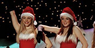 Sepertinya sekuel Mean Girls akan menjadi kenyataan jika Lindsay Lohan berhasil melancaran jurusnya. (Daily Mail)