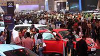 Kali ini kami menampilkan secara khusus ajang otomotif Gaikindo Indonesia International Auto Show (GIIAS) 2015.