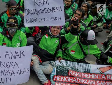 Demo Kedubes Malaysia