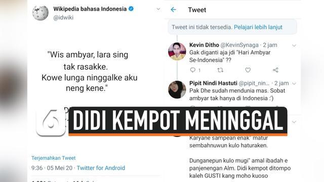 TV Didi Kempot
