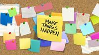 Ilustrasi agenda, rencana. (Gambar oleh Gerd Altmann dari Pixabay)