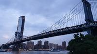 Keindahan kota New York dalam bidikan kamera smartphone terbaru Samsung, Galaxy Note 9. Liputan6.com/Aditya Eka Prawira