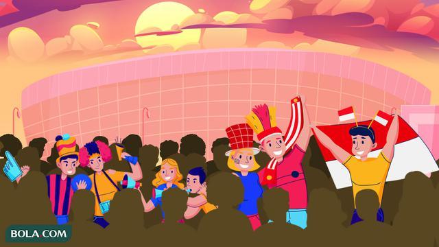 010760100 1586006756 Rekor Penonton Terbanyak Sepak Bola Indonesia Sepanjang Sejarah
