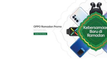 Promo Ramadan dari OPPO Indonesia