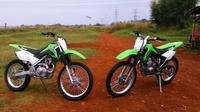 PT Kawasaki Motor Indonesia (KMI) memperkuat line-up model off-road dengan meluncurkan new KLX 150.