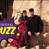 Selain bulan madu, Ahmad Dhani dan Mulan Jameela juga ikut wisata religi