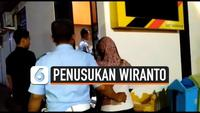 Polresta Sidoarjo masih memeriksa Nyonya FS istri anggota TNI-AU dalam kasus dugaan ujaran kebencian di Medsos peristiwa penusukan Menkopolhukam Wiranto. Dalam pemeriksaan Polisi dibantu ahli IT dan Bahasa.