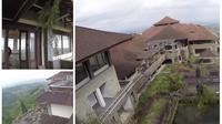 Hotel terlantar di Bali terkenal dengan sebutan 'Hotel Istana Berhantu' (Jacob Laukaitis )