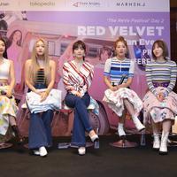 Red Velvet (Daniel Kampua/Fimela.com)