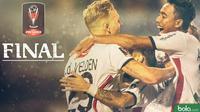 Final Piala Presiden 2018 Bali United (Bola.com/Adreanus Titus)