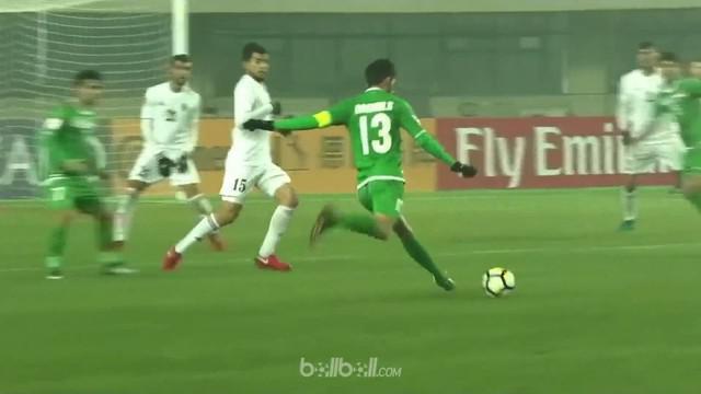 Berita video highlights Piala Asia U-23 2018, Irak vs Yordania, dengan skor 1-0. This video presented by BallBall.