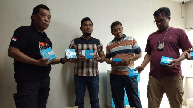 Polisi Geledah Kantor Qnet Di Jakarta Terkait Dugaan Investasi Bodong News Liputan6 Com