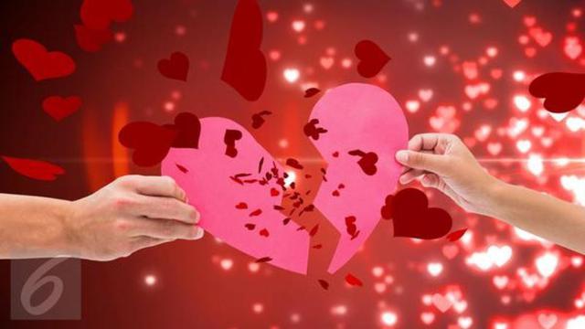 83+ Gambar Animasi Putus Cinta Terbaik