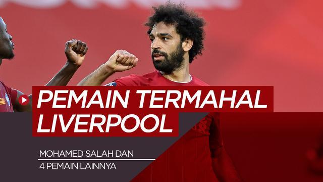 Pemain termahal Liverpool. (Bola.com/Dody Iryawan)