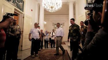 Gubernur DKI Jakarta Basuki Tjahaja Purnama atau Ahok mengatakan program gubernur selanjutnya tidak ada yang baru.