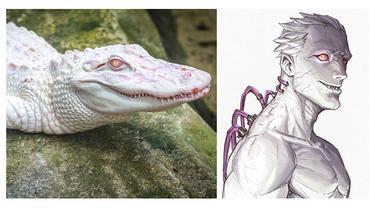 7 Potret Karakter Animasi Terinspirasi dari Hewan Ini Mengagumkan