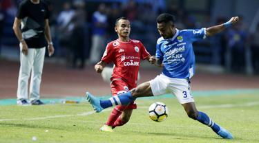 Liga 1 Indonesia 2018 : Persib Bandung Vs Persija Jakarta