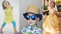 Tak perlu bingung, Bunda bisa cari inspirasi untuk gaya si Kecil dari ketiga anak selebriti yang sudah tak asing ini!