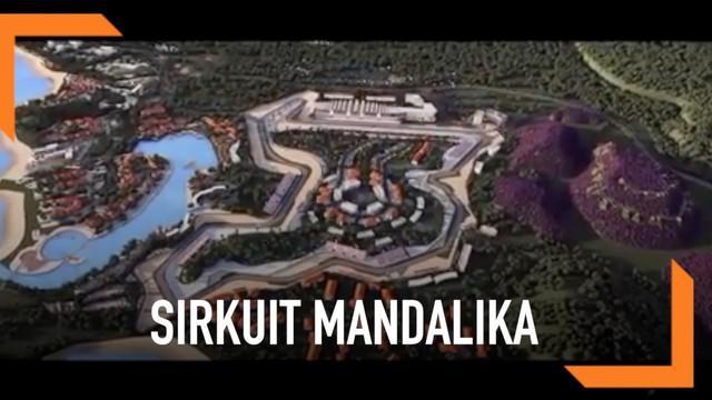 Berbagai persiapan dilakukan Indonesia yang akan menjadi salah satu tuan rumah di ajang balap motor bergengsi MotoGP pada 2021. Salah satunya pembangunan sirkuit MotoGP di Kawasan Ekonomi Khusus Mandalika, Lombok, NTB. Video 3D desain sirkuit Mandali...