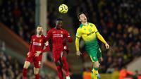 Jalannya pertandingan Liga Inggris antara Norwich City vs Liverpool di Carrow Road (Foto: Liverpool FC)