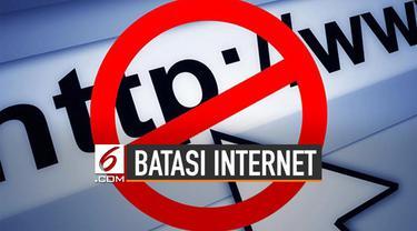 Pemerintah Indonesia memblokir internet di Papua demi meredam ketegangan yang terjadi. Ternyata di sejumlah negara juga pernah menerapkan kebijakan serupa.