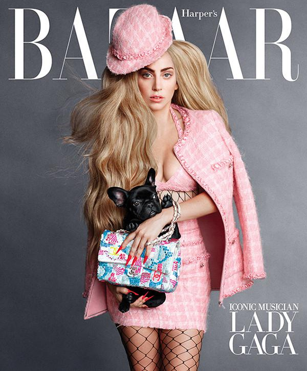 bazaar, lady gaga